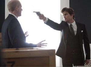 Neal finally confront Fowler about Kate's death.