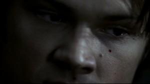 Sam killing Jake