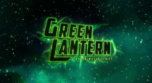 Green Lantern: The Animated Series title card