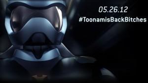 Toonami Website
