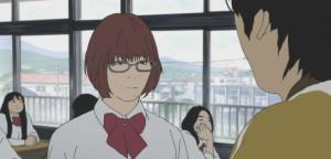 Nakamura retrieves her test