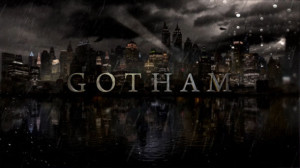 Gotham Title Card